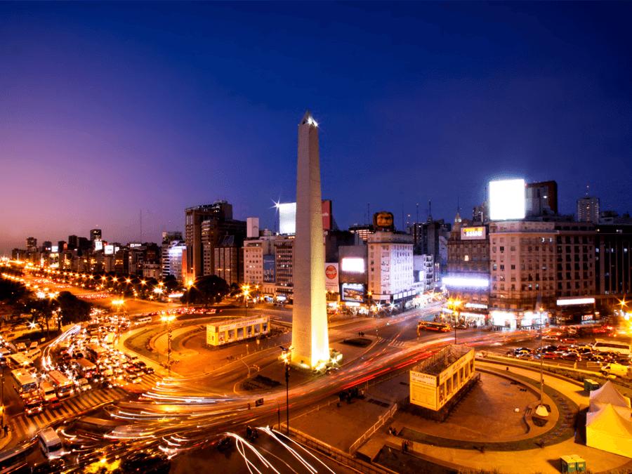 Argentina Bus