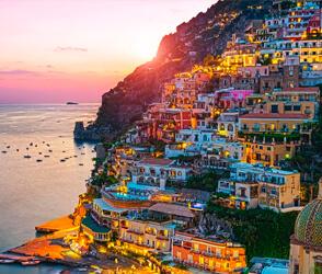 Costa Amalfitana, Sicilia y Tunez